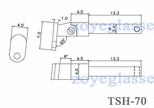 TSH-70 drawing