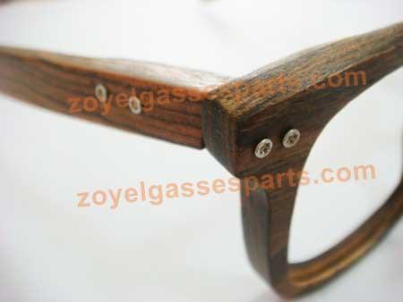 easily installed double spring hinge TSH-52 onto wood frames