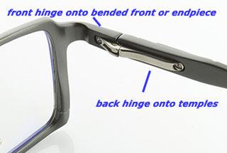 TSH-01 installing effect onto frames